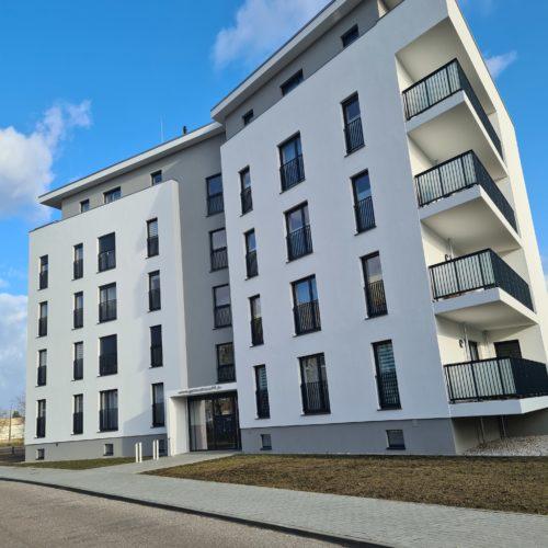 2020 Neubau Wohnhaus in der Gartenstraße in Gräfenhainichen