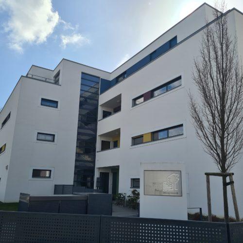 2014 Neubau Wohnhaus in der Liebknechtstraße, Dessau Siedlung